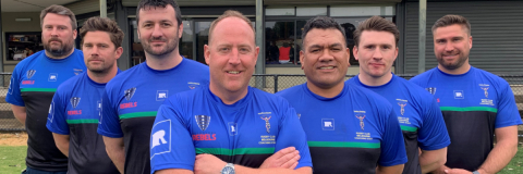 2020 Quins Senior Coaches