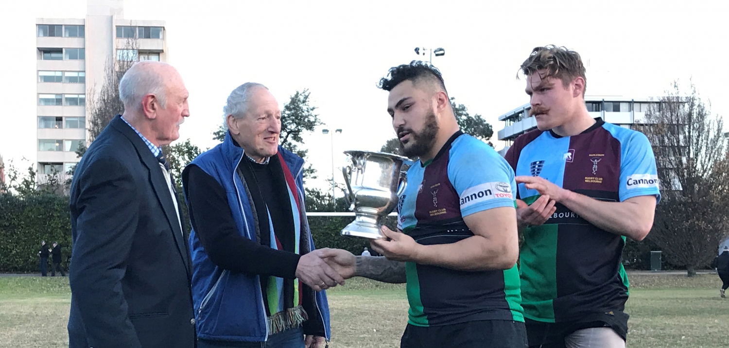 Quins win the Bott Bolton Cup
